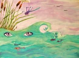 Dzień Matki - ilustracja Ewy Badurek