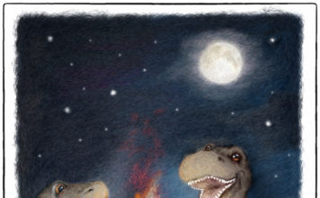 bajki o dinozaurach