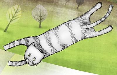 Wiersz O Ekologii Dla Dzieci Kot Zefir I Skarby Przyrody