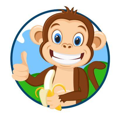 bajka o małpkach i bananach